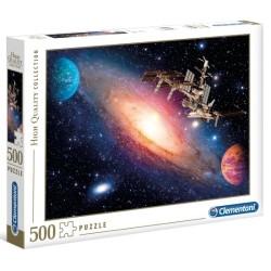Puzzle Międzynarodowa Stacja Kosmiczna Clementoni