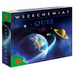 Quiz Wszechświat Big Gra edukacyjna Alexander