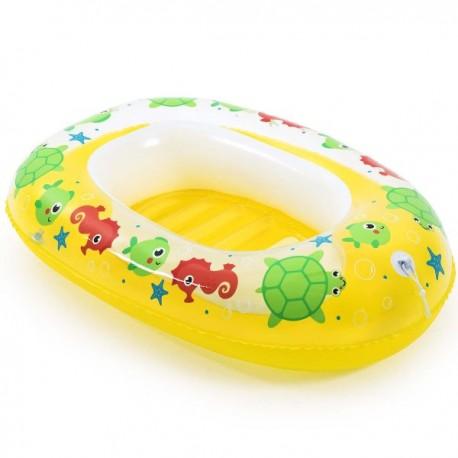 Ponton dla dzieci żółty Bestway