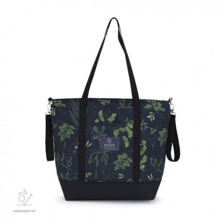 Torba do wózka Herbarium Shopper Bag Makaszka