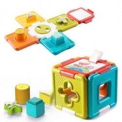 Zabawka edukacyjna 2w1 Tiny Love
