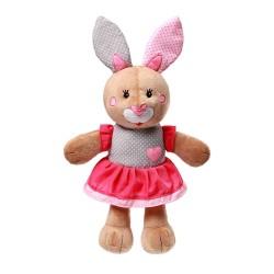 Przytulanka dla niemowląt Bunny Julia Babyono