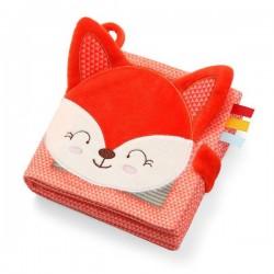 Książeczka sensoryczna Fox Vincent Babyono