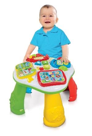 Zabawki interaktywne dla rocznego dziecka