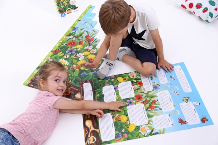 Puzzle dla trzylatka