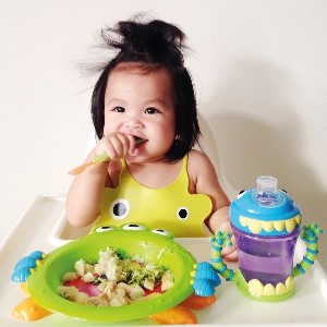Karmienie niemowląt i dzieci