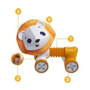 Zabawki interaktywne Tiny Love Lew Leonardo