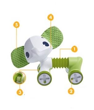 Zabawki interaktywne Tiny Love