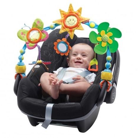 Zabawki do fotelika samochodowego