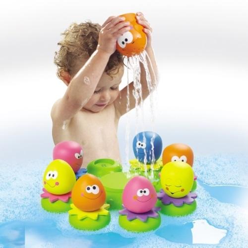 Zabawki do kąpieli w wannie