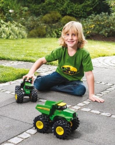 Monster truck dla dzieci