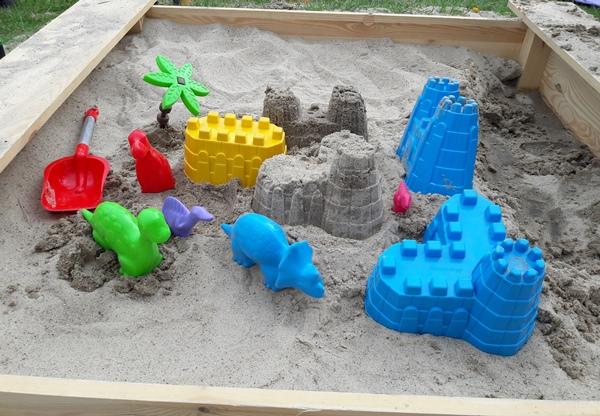 Foremki do piasku